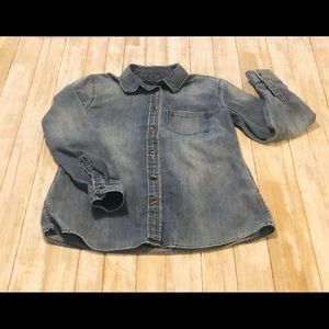 Banana Republic Denim Shirt